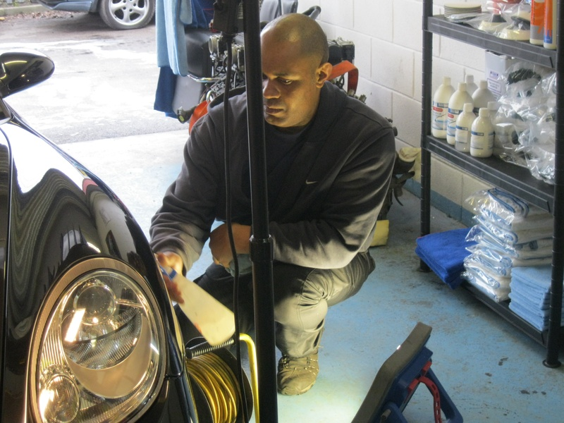 how to start my own car detailing business